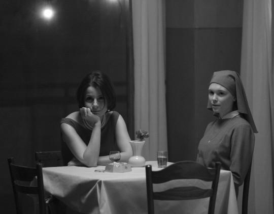"""Kadr z filmu """"Ida"""", reż. Paweł Pawlikowski, 2013 (źródło: materiały prasowe dystrybutora)"""