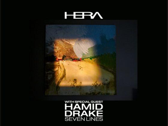 """""""Seven Lines"""", Hera with Hamid Drake, prod. Multikulti Project (źrodło: dzięki uprzejmości wytwórni)"""