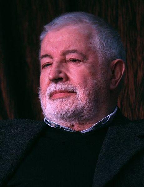 Janusz Majewski, fot. Artur Szczepański (źródło: Wikimedia Commons)