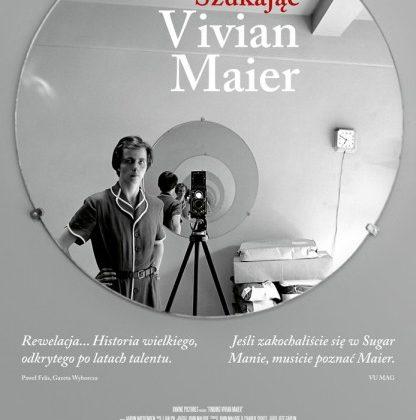 """Plakat filmu """"Szukając Vivian Maier"""" (źródło: materiały prasowe Gutek Film)"""