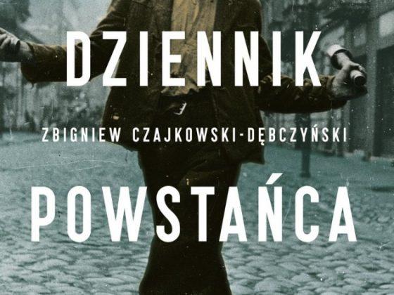 """Zbigniew Czajkowski-Dębczyński, """"Dziennik powstańca"""", Wydawnictwo Marginesy, 2014 (źródło: materiały prasowe Wydawnictwa)"""