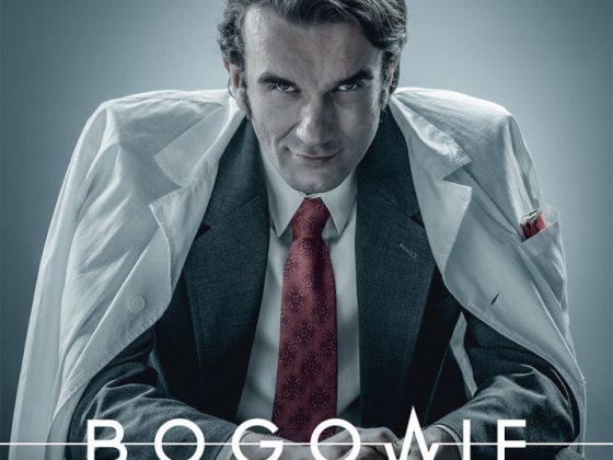 """Plakat filmu """"Bogowie"""" w reżyserii Łukasza Palkowskiego, 2014 (źródło: materiały prasowe dystrybutora)"""