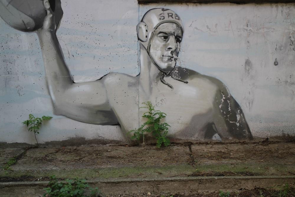 Belgrad, fot. Andrzej Ficowski (źródło: dzięki uprzejmości autora)