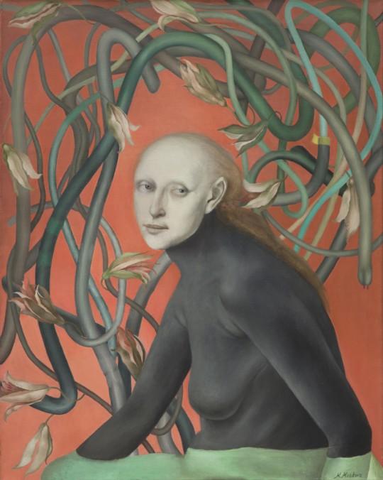 """Magdalena Moskwa, """"Bez tytułu"""", 2001 (źródło: dzięki uprzejmości Muzeum Sztuki w Łodzi)"""