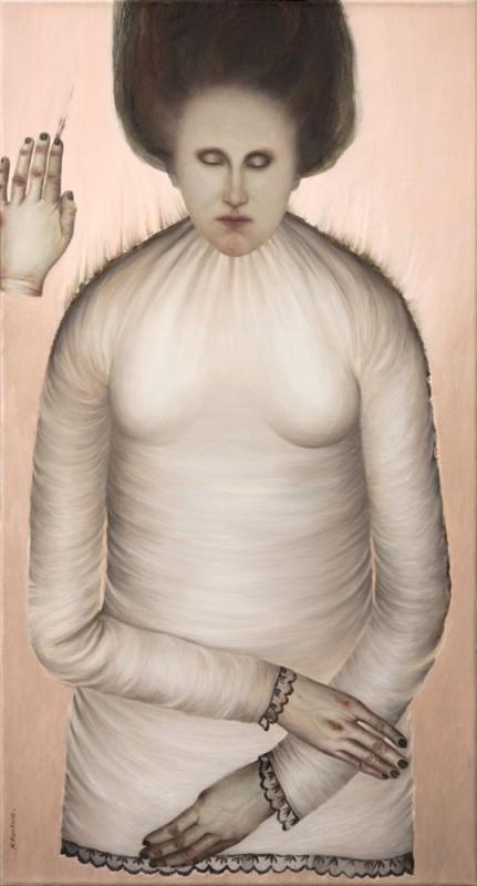 """Magdalena Moskwa, """"Bez tytułu"""", 2003 (źródło: dzięki uprzejmości Muzeum Sztuki w Łodzi)"""