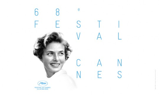 68. Międzynarodowy Festiwal Filmowy w Cannes, plakat (źródło: materiały prasowe organizatora)