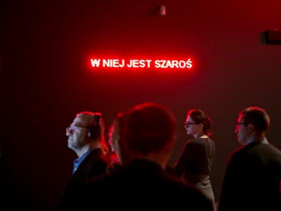 """""""Papież awangardy. Tadeusz Peiper w Hiszpanii, Polsce, Europie"""", Muzeum Narodowe w Warszawie, 2015, fot. Bartosz Bajerski (źródło: materiały prasowe MNW)"""