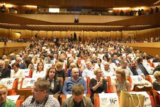 34. Koszaliński Festiwal Debiutów Filmowych Młodzi i Film, fot. Sylwia Olszewska (źródło: materiały organizatora)