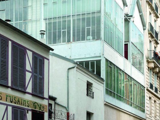 """22 Rue Tourlaque, wystawa """"Paryskie pracownie artystów"""", Muzeum Architektury we Wrocławiu, 2015 (źródło: materiały prasowe organizatora)"""