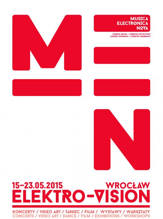 """6. Międzynarodowy Festiwal Muzyki Elektroakustycznej """"Musica Electronica Nova"""" (źródło: materiały prasowe)"""