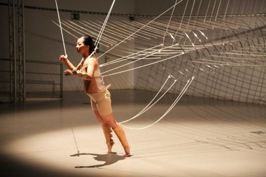 "Ya Wen Fu ""Space in Between"" (źródło: materiały prasowe organizatora)"