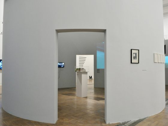 """""""Dzikie pola. Historia awangardowego Wrocławia"""", Zachęta Narodowa Galeria Sztuki, 2015 (źródło: materiały prasowe organizatora)"""