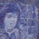 """Wojciech Fangor, """"Agata"""", Galeria Stefan Szydłowski (źródło: materiały prasowe organizatora)"""