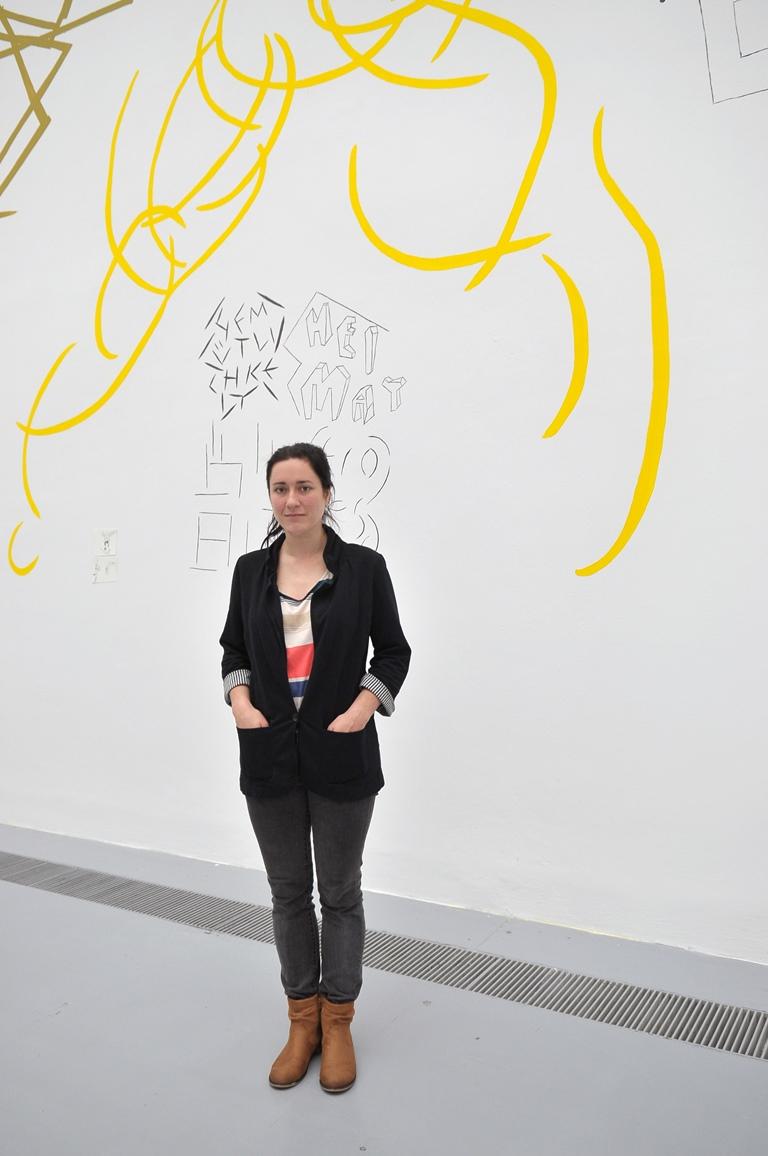 """Agnieszka Piksa, """"Tropy"""" – Spojrzenia 2015, Zachęta Narodowa Galeria Sztuki 2015 (źródło: materiały prasowe organizatora)"""
