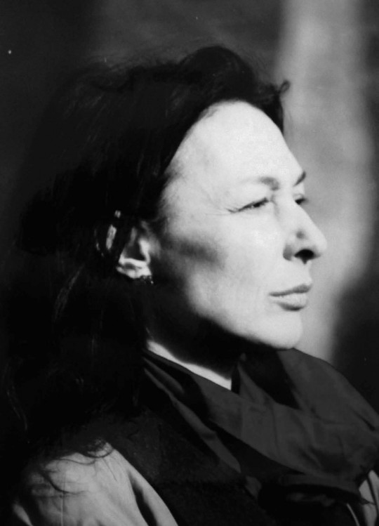 Małgorzata Starowieyska (Mao Star) (źródło: dzięki uprzejmości Wydawnictwa słowo/obraz terytoria)