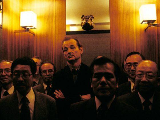 """""""Między słowami"""", reż. Sofia Coppola, 2003 (źródło: materiały czasopisma EKRANy)"""