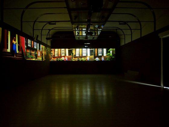 """""""Izabela Gustowska. Nowy Jork i dziewczyna"""", Art Stations Foundation, Poznań, 2015 (źródło: dzięki uprzejmości organizatora)"""
