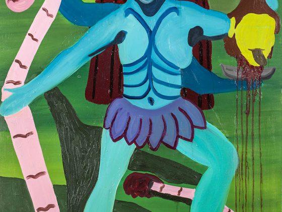 """Martyna Czech, """"Ex I"""", 2014, Grand Prix – Nagroda Ministra Kultury i Dziedzictwa Narodowego, Bielska Jesień 2015, fot. Jacek Rojkowski (źródło: materiały prasowe organizatora)"""