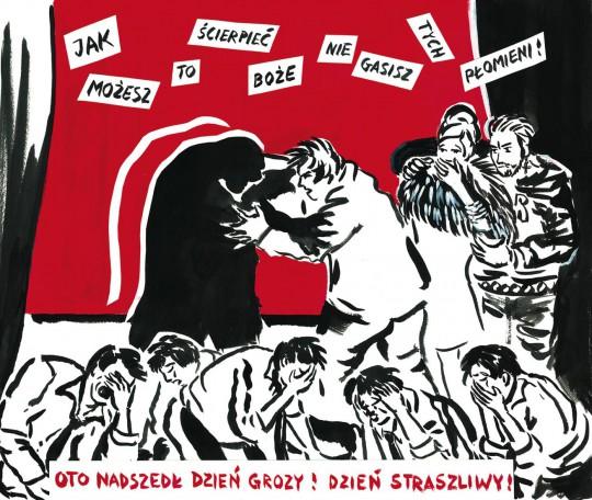 """Pola Dwurnik, """"Don Carlo (Jak możesz)"""", 2012 (źródło: materiały prasowe MWW)"""