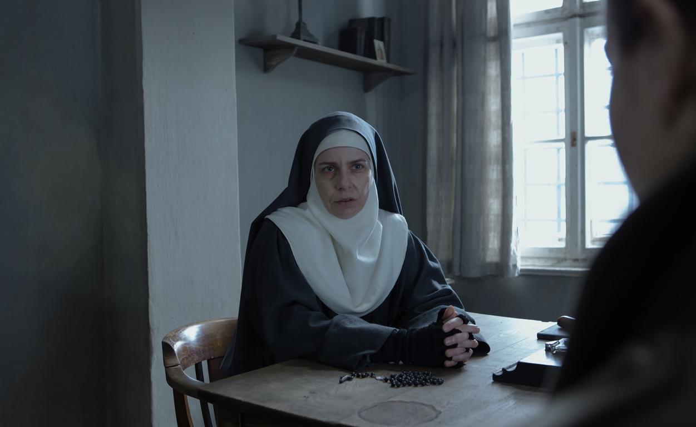 """""""Niewinne"""", reż. Anne Fontaine, 2016, fot. Anna Włoch (źródło: materiały dystrybutora – Kino Świat)"""