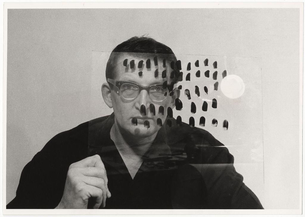 """Wojciech Zamecznik, """"Autoportret"""" © J. i S. Zamecznik / Fundacja Archeologia Fotografii"""