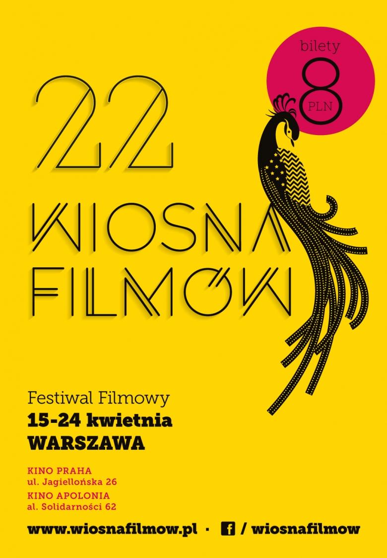 22. Festiwal Filmowy Wiosna Filmów (źródło: materiały prasowe)