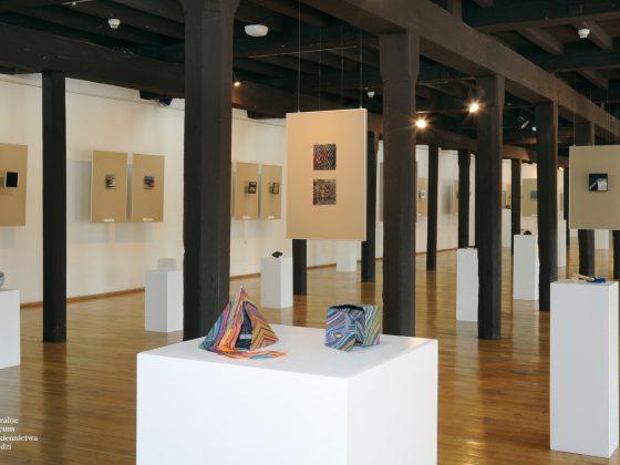 11. Ogólnopolska Wystawa Miniatury Tkackiej, fot. Agnieszka Ambruszkiewicz (źródło: materiały organizatora)