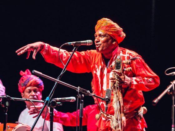 Bakri Ki Mashak, Brave Festival 2016, 2.07, fot. Mateusz Bral (źródło: materiały prasowe organizatora)