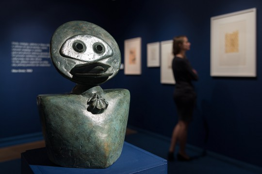 """""""Max Ernst. Sny ornitologa"""", fot. Paweł Mazur (źródło: materiały prasowe organizatora)"""