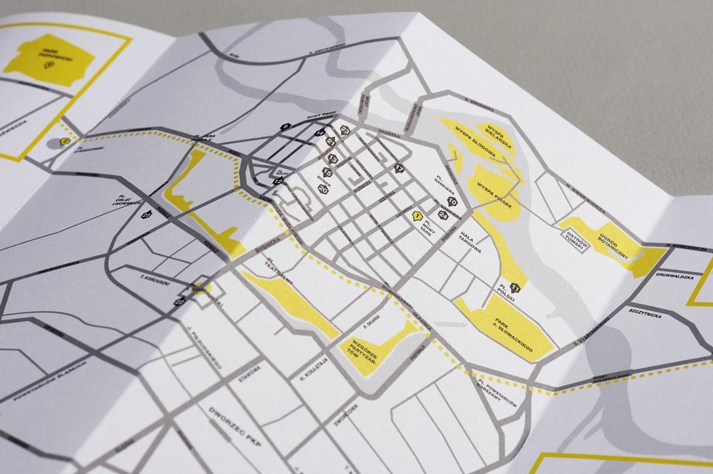 """""""Mapa"""", fot. Małgorzata Kujda (źródło: dzięki uprzejmości organizatora)"""