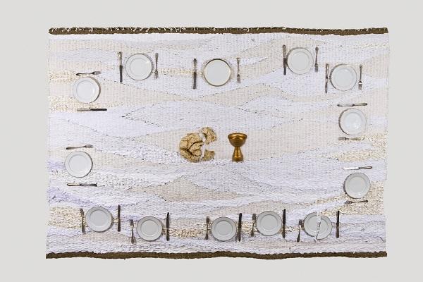 """Marta Węgrzyniak-Szczepkowska, """"Boże Ciało"""", 170 × 245 cm, 2014 (źródło: dzięki uprzejmości autorski)"""