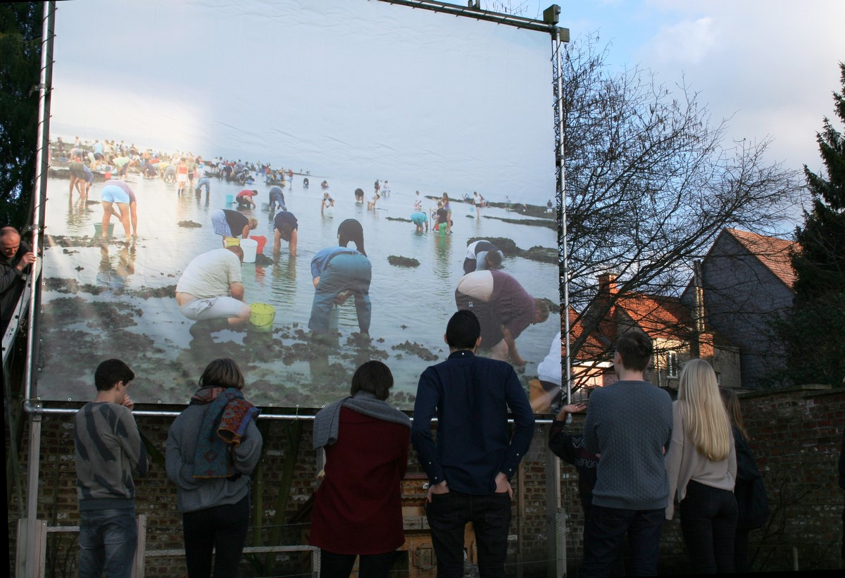 De Backer, banner, Atelier 340, Bruksela (źródło: dzięki uprzejmości organizatora)