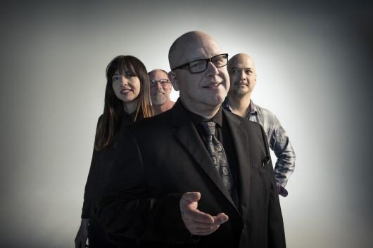"""Pixies, materiały nowej płyty """"Head Carrier"""" (źródło: materiały prasowe wydawcy – Play It Again Sam)"""