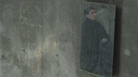 """Anna Baumgart, kadr z filmu """"Ciemna materia sztuki"""" (źródło: dzięki uprzejmości organizatora)"""