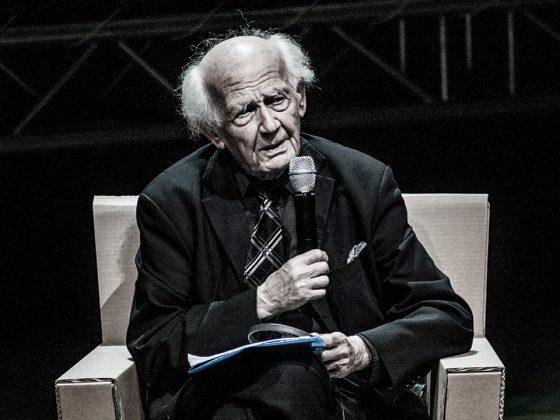 Zygmunt Bauman, fot. Massimo Demelas, 2013 (źródło: Wikimedia Commons, CC BY-SA 2.0)