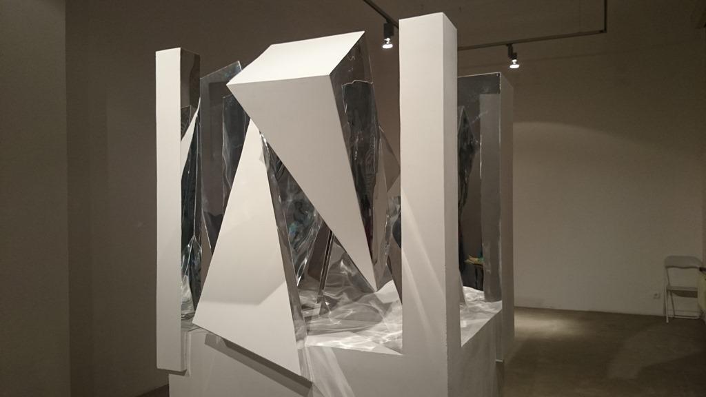 """Anka Leśniak, """"INNA"""", obiekt, technika własna, 2016, fot. z archiwum artystki (źródło: dzięki uprzejmości autorki)"""