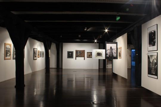 Widok ogólny wystawy, Galeria Wozownia, 2017, fot. K. Napiórkowski (źródło: dzięki uprzejmości Galerii Wozownia)