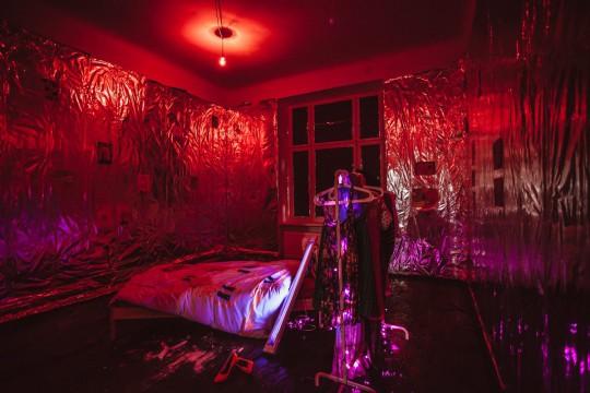 """Wystawa """"das ist wiksa"""", Marianna Serocka, fot. Studio FILMLOVE (źródło: dzięki uprzejmości galerii)"""