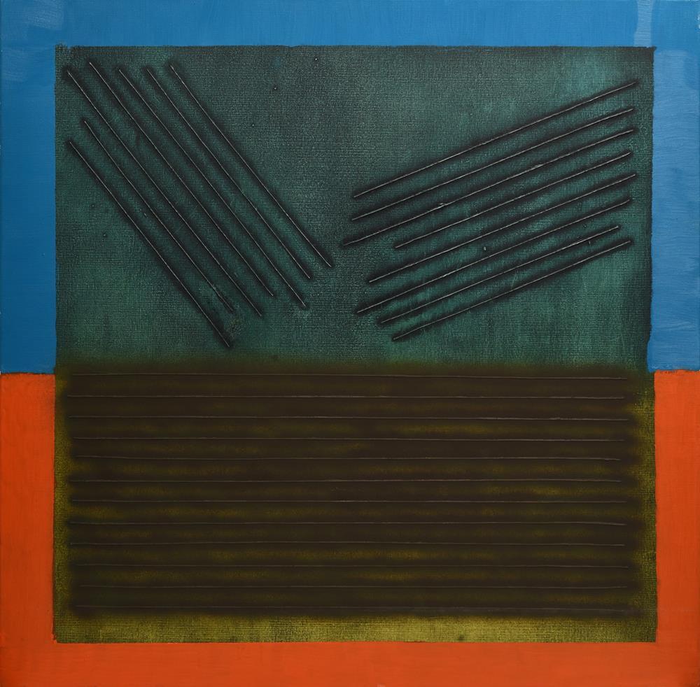 """Józef Hałas, """"Nowe przeciwstawienie"""", 2013 (źródło: materiały prasowe organizatora)"""