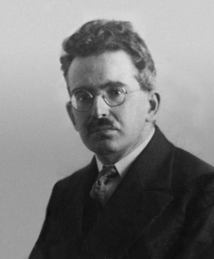 Walter Benjamin, 1928 (źródło: domena publiczna)