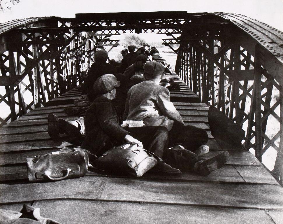 Adam Śmietański, Podróż do Opola, 1945 (źródło: dzięki uprzejmości MNWr)