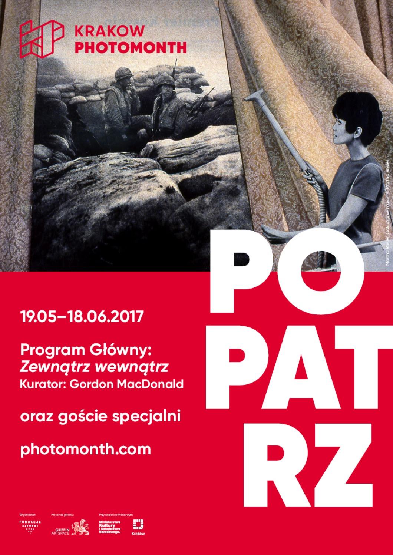 Krakow Photomonth 2017/Miesiąc Fotografii w Krakowie 2017 (źródło: materiały prasowe organizatora)