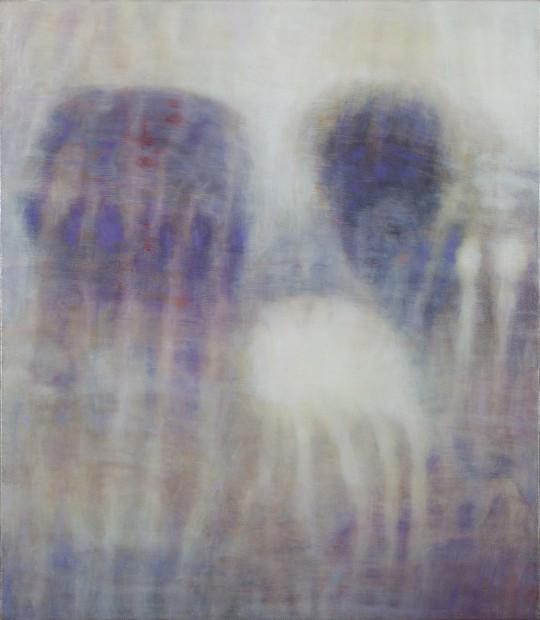 "Bracha L. Ettinger, ""Eurydice, The Graces, Demeter"", 2006–2012 (źródło: materiały prasowe organizatora)"