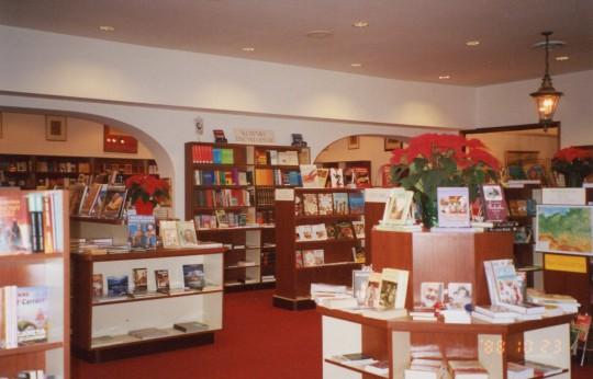 Księgarnia Polonia w Chicago w latach 1986–2015 (źródło: dzięki uprzejmości Miry Puacz)