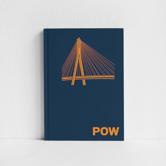 """""""POW. Ilustrowany atlas architektury Powiśla"""" (źródło: materiały prasowe wydawcy)"""