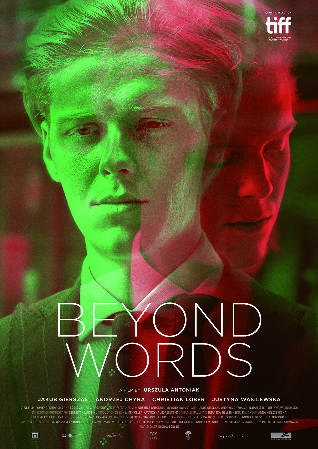 """""""Beyond Words"""", reż. Urszula Antoniak, 2017 (źródło: materiały prasowe)"""