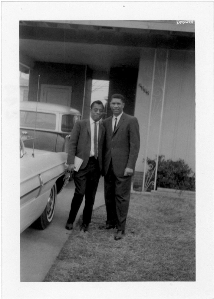 """I Am Not Your Negro"", reż. Raoul Peck (źródło: materiały prasowe Magnolia Pictures)"