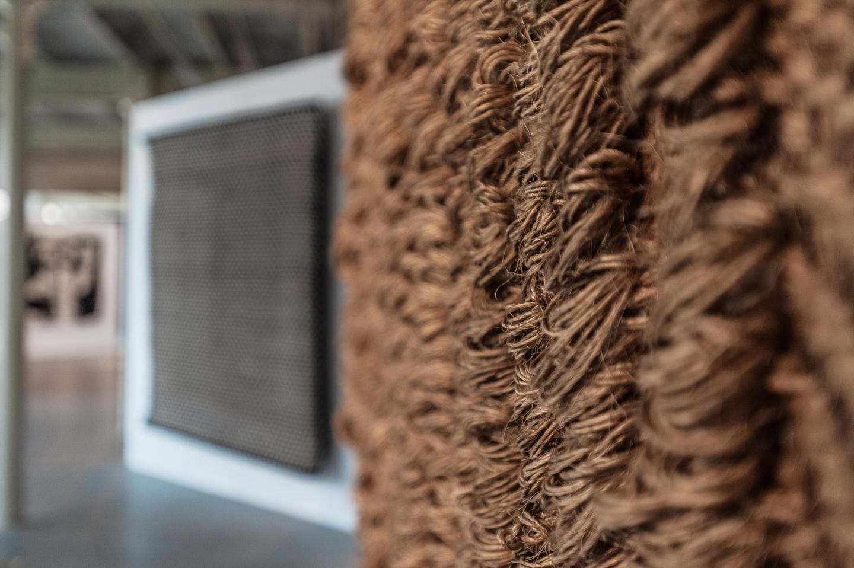"""Wystawa """"Bunt materii"""", widok ekspozycji, fot. Marta Kowalewska (źródło: materiały prasowe organizatora)"""