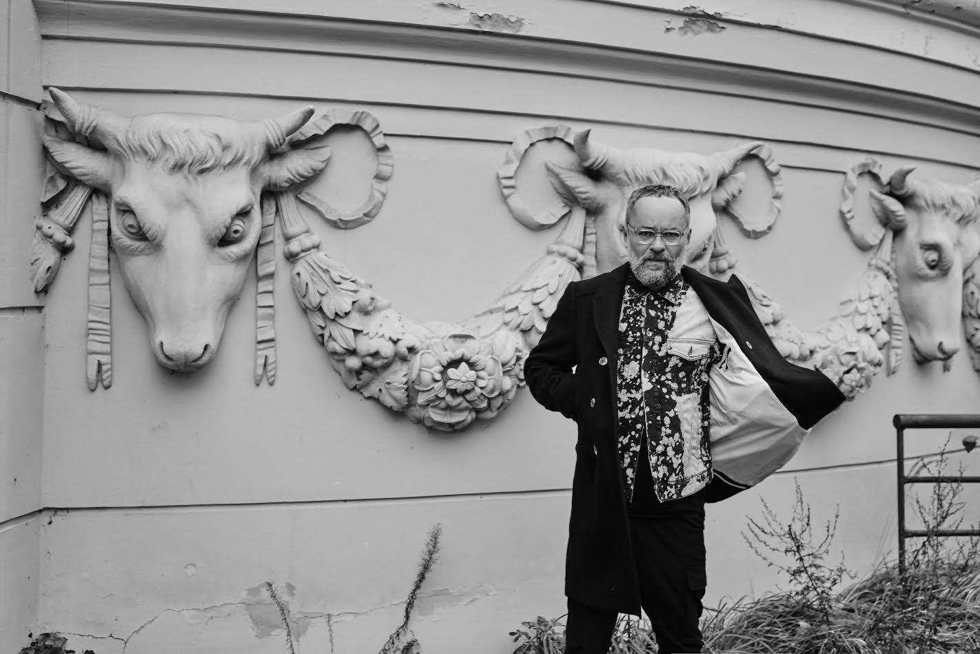 Ignacy Karpowicz, fot. Zuza Krajewska (źródło: materiały prasowe wydawcy)