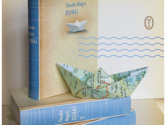 """Claudio Magris, """"Dunaj"""", Wydawnictwo Literackie (źródło: materiały prasowe wydawcy)"""